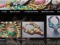 Alicante Chassagne : bijoux uniques - Cr�ation de bijoux haute couture