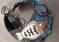 Alicante Chassagne : Paris jewels bijoux d'art - Création de bijoux haute couture - Cristal, ivoire :  uniques perle perles colliers